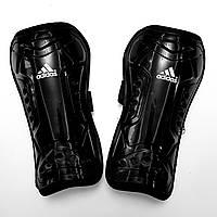 Щитки футбольные Adidas II детские (черные)