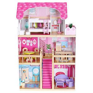 Игровой кукольный домик 4119 Tima Toys + 2 куклы, фото 2