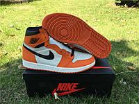 Кроссовки Nike Air Jordan 1 Reverse Shattered Backboard