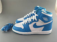Кроссовки Nike Air Jordan 1 OG UNC