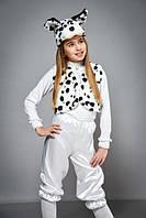 Детский карнавальный костюм Далматинец атлас