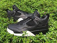 Кроссовки Nike Air Jordan 4 Premium Pinnacle реплика, фото 1