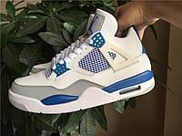 Кроссовки Nike Air Jordan 4 Retro 2012 Release реплика, фото 1