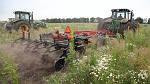 Лущильник для обработки почвы (дисковые плуги)