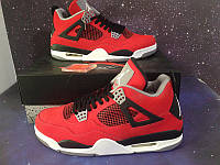 Кроссовки Nike Air Jordan 4 Retro Toro Bravo реплика