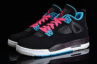 Кроссовки Nike Air Jordan 4 Retro GS реплика, фото 1