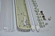 Світильник LED ЛПП промисловий / вологозахищений з лампами 36W IP65 2*1200мм 4000/6400K, фото 2