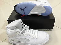 Кроссовки Nike Air Jordan 5 Retro 2015 Release реплика, фото 1