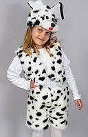 Детский карнавальный костюм Далматинец мех
