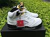 Кроссовки Nike Air Jordan 5 Retro Olympic Gold реплика