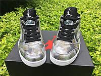 Кроссовки Nike Air Jordan 5 Prem Low GG GS All Star реплика, фото 1