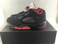 Кроссовки Nike Air Jordan 5 Retro Low Alternate 90 реплика, фото 1