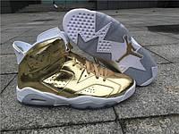Кроссовки Nike Air Jordan 6 Retro P1nnacle Pinnacle