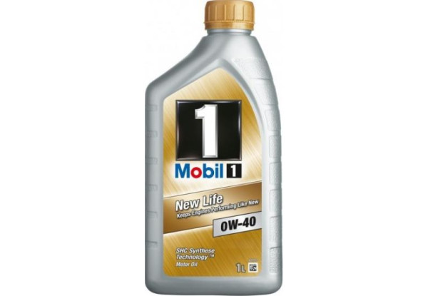 Моторное масло Mobil 1 0W-40 0.946л USA