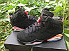 Кроссовки Nike Air Jordan 6 Retro Black Infrared GS реплика