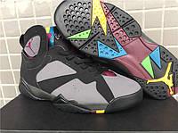 Кроссовки Nike Air Jordan 7 Retro Bordeaux 2015