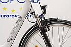 Міський велосипед LAVIDA 28 Nexus 3 White, фото 3