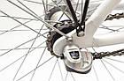 Міський велосипед LAVIDA 28 Nexus 3 White, фото 8