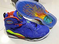 Кроссовки Nike Air Jordan 8 Retro DB Doernbecher
