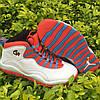 Кроссовки Nike Air Jordan 10 Retro BG GS Chicago реплика