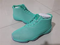 Кроссовки Nike Air Jordan 11 Mint Green реплика, фото 1