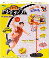 Детское баскетбольное кольцо на стойке 688-1