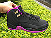 Кроссовки Nike Air Jordan 12 Retro GS Hyper Violet реплика