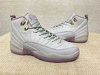 Кроссовки Nike Air Jordan 12 Retro Prem HC GG GS Heiress реплика, фото 1