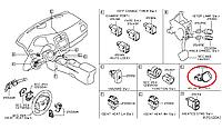 Nissan Leaf Силова розетка