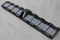 Задний карбоновый диффузор на Mercedes G-Class W463 (Brabus)