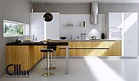 Кухонный фасад шпонированный СММ MOF