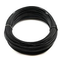 Филамент пластик ABS 100г 1.75мм Sallen для 3D-принтера, черный