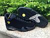 Кроссовки Nike Air Jordan 14 Black Ferrari реплика