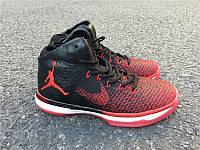 Кроссовки Nike Air Jordan 31 Banned реплика, фото 1