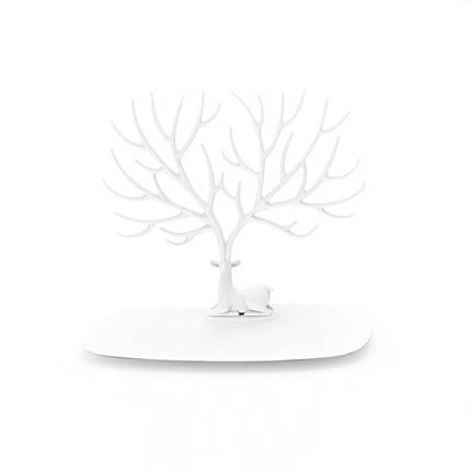 Подставка под украшения Олень (белый) top-272, фото 2