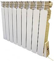 Электрорадиатор Эра 9 секций - отопление 18 кв.м
