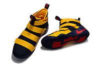Кроссовки Nike Lebron 11 Deep Blue/Yellow