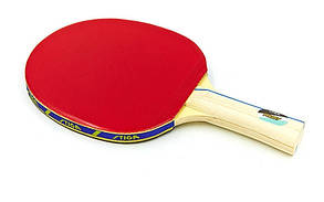 Ракетка для настольного тенниса 1 штука Дубл. SGA МТ-1901 OMEGA,FIGHT,FOCUS,TWIST, фото 2