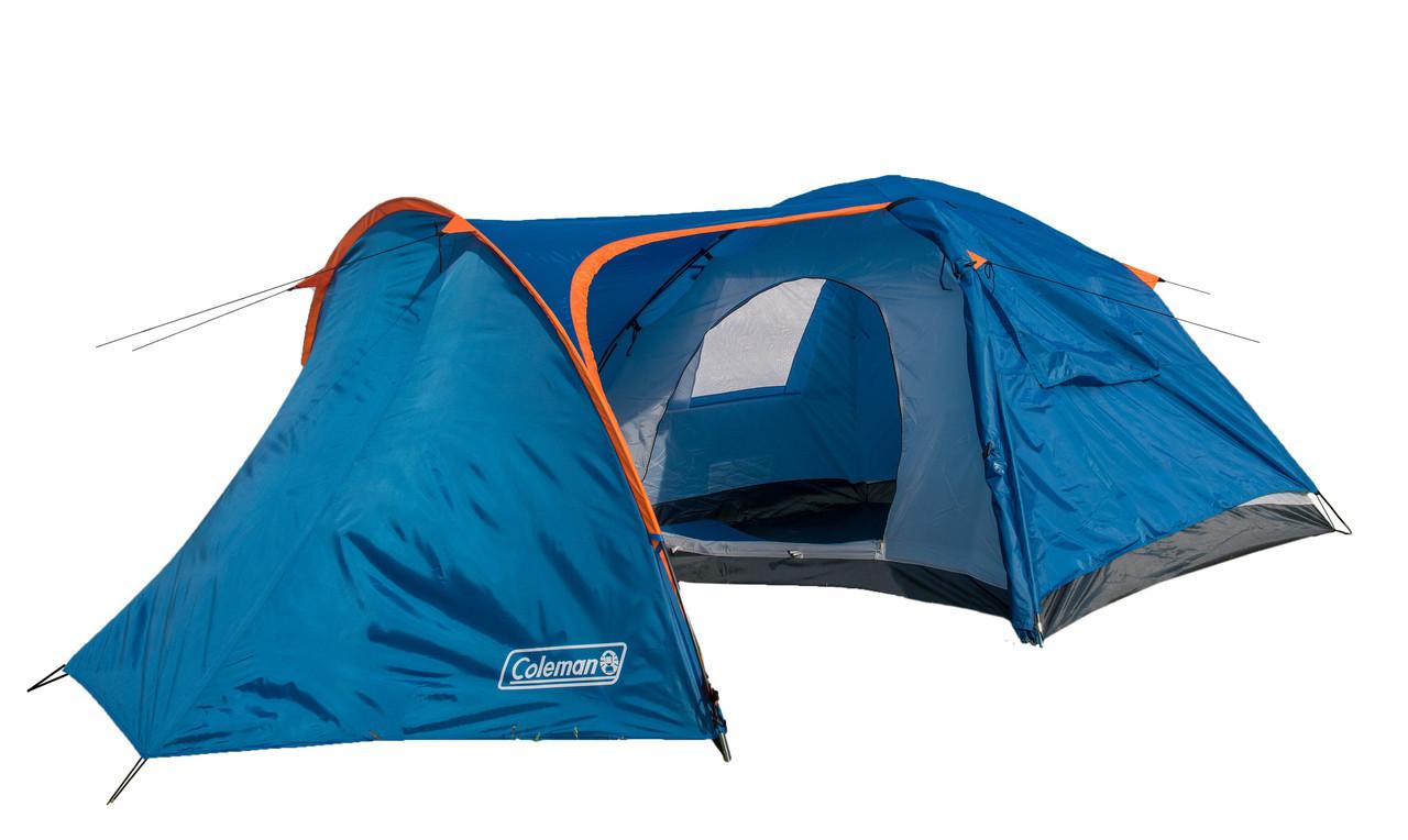 Палатка четырехместная Coleman 1009 (1009=4)