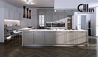 Кухонный фасад рамочный крашенный СММ RMD
