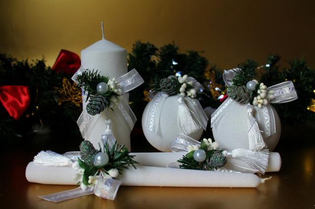 Коллекция новогодних украшений
