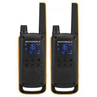 Портативная рация Motorola TALKABOUT T82 TWIN and CHRG Yellow Black (5031753007232)
