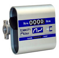TECH FLOW 3C - Механический счетчик расхода дизельного топлива