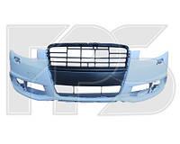 Бампер передний на  Audi,Ауди A6 (С6) 08-11
