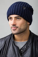 Мужская вязаная шапка Caskona ALASKA 2 UniX