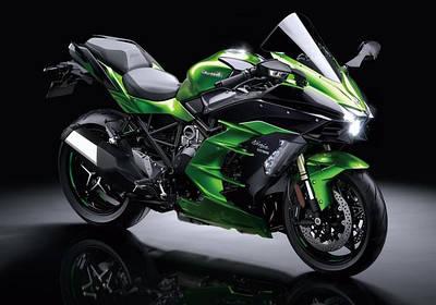 Абсолютно новый спорт-турер от Kawasaki: Ninja H2 SX!