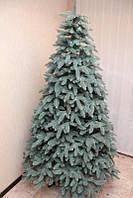 Искусственная новогодняя Ёлка 210см ( ель ) 2.1м литая Ковалевская Голубая