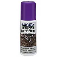Пропитка для обуви Nikwax Nubuck and Suede Proof 125ml