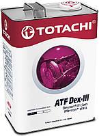 Totachi ATF Dex - III 4L