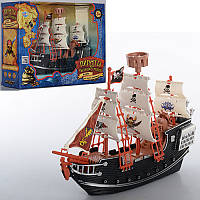 """Набор M 0512 U/R, Корабль. Детский набор """"Пираты Черного моря"""""""